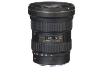 New Tokina AT-X 14-20mm F2 PRO DX Lens Canon (FREE DELIVERY + 1 YEAR AU WARRANTY)