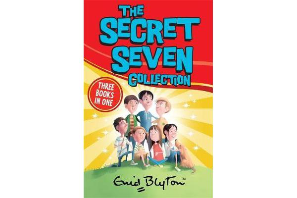 The Secret Seven Collection 1 - Books 1-3