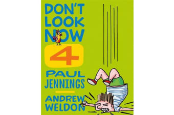 Don'T Look Now Book 4 - Hobby Farm and Seeing Red