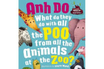 What do they do with all the Poo from all the Animals at the Zoo? + CD
