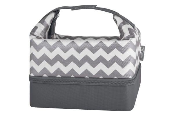 Thermos Raya Pack-In Lunch Kit (Grey)