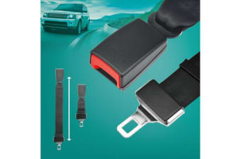 Heavy Duty Car Vehicle Seat Belt Extension Extender