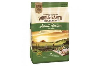 Whole Earth Farms Adult Chicken - 15kg