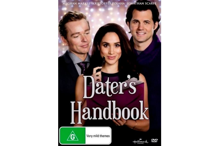 DATERS HANDBOOK - Meghan Markle -Comedy Rare- Aus Stock DVD Preowned: Excellent Condition