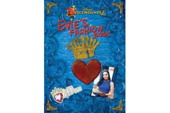 Descendants 2 - Evie's Fashion Book