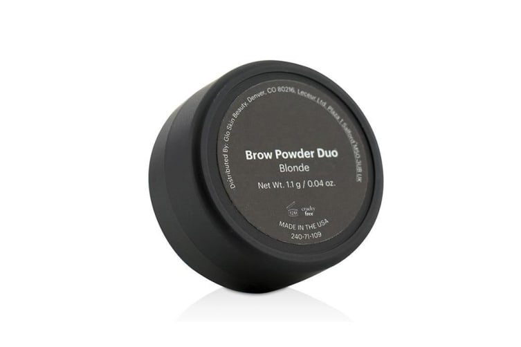 Glo Skin Beauty Brow Powder Duo - # Blonde 1.1g/0.04oz