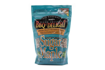 BBQers Delight Smoking Pellets (Sugarmaple 450)