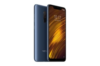 Xiaomi Pocophone F1 (256GB, Steel Blue)