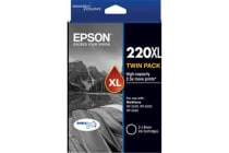 Epson 220XL HIGH CAPACITY BLACK INK TP