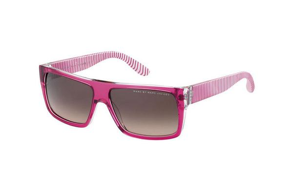 Marc By Marc Jacobs MMJ096NS - Pink (Standard lens) Unisex Sunglasses