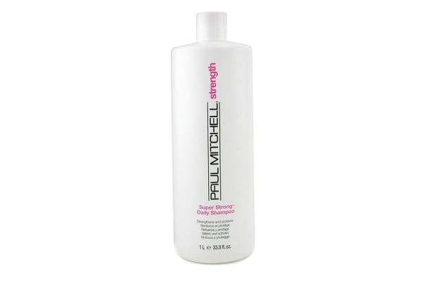 Paul Mitchell Strength Super Strong Daily Shampoo (Strengthens and Protects) (1000ml/33.8oz)