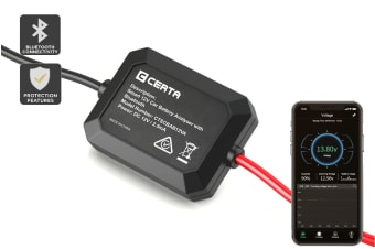 Certa Smart 12V Car Battery Analyser with Bluetooth