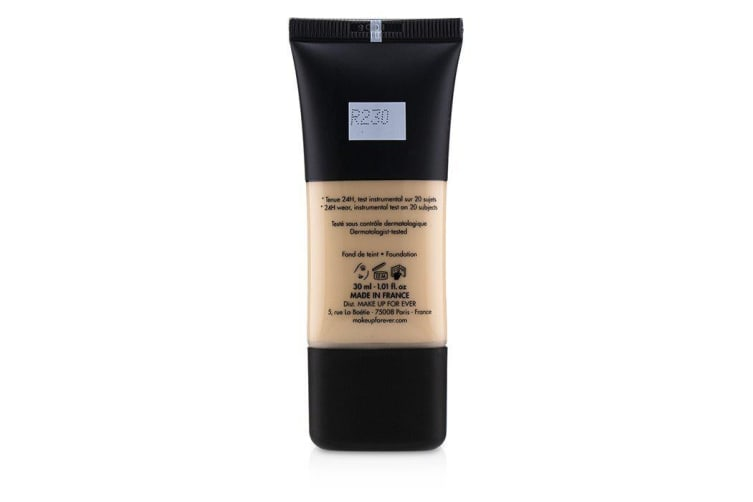 Make Up For Ever Matte Velvet Skin Full Coverage Foundation - # R230 (Ivory) 30ml