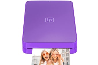 Lifeprint 2x3 Instant Wifi/Bluetooth Mobile Photo/Video Printer f/iOS/Android PL