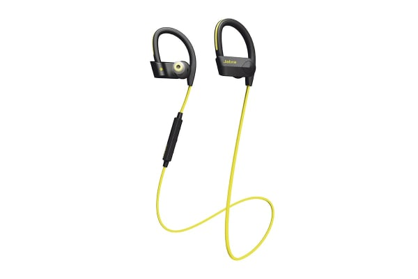 Jabra Sport Pace Bluetooth Earbuds (Yellow)