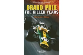 Grand Prix: The Killer Years - Extended Interviews from the BBC Film