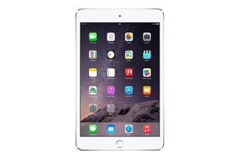 Apple iPad Mini 3 A1600 16GB Silver [Good Grade]