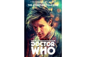 Doctor Who - The Eleventh Doctor Complete Year One