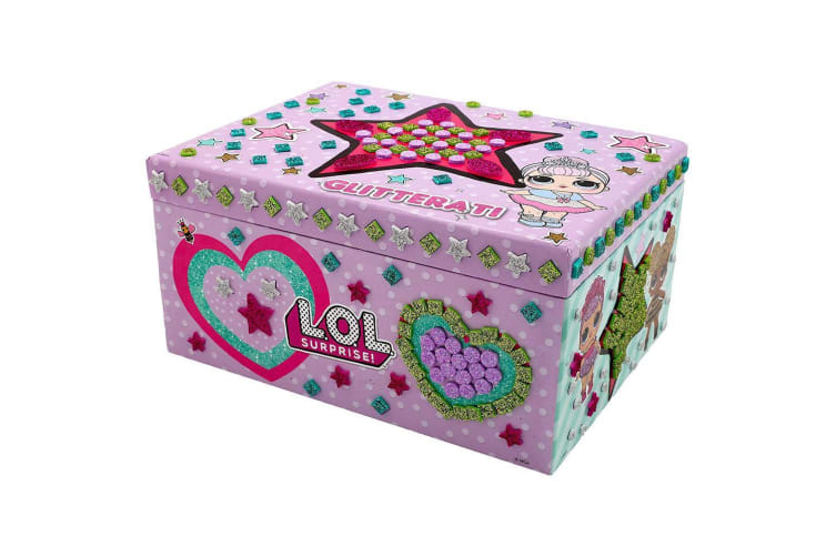 LOL Surprise Mosaic Jewellery Box