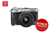 Canon EOS M6 Manual & Support