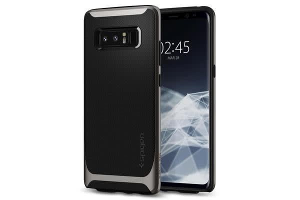 Spigen Galaxy Note 8 Neo Hybrid Case Gunmetal