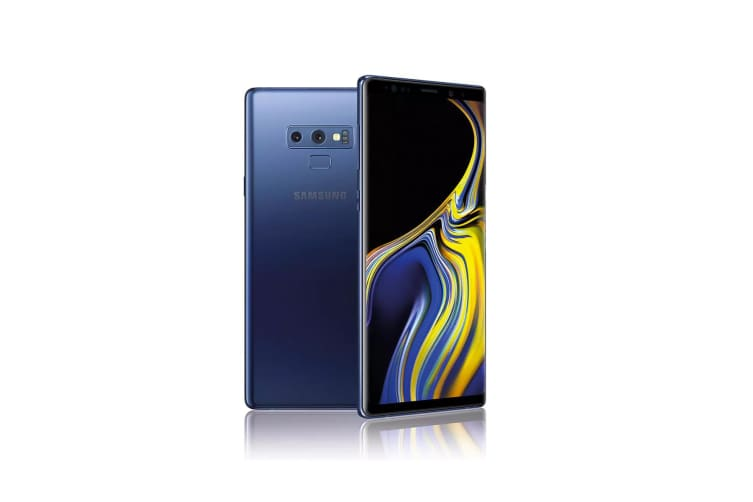 Samsung Galaxy Note 9 512GB Blue - Refurbished Good Grade