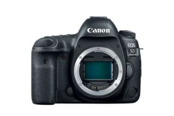 New Canon EOS 5D Mark IV Digital SLR Camera Body (FREE DELIVERY + 1 YEAR AU WARRANTY)