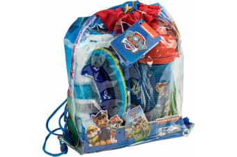 Paw Patrol Beach Set (Multicoloured) (One Size)