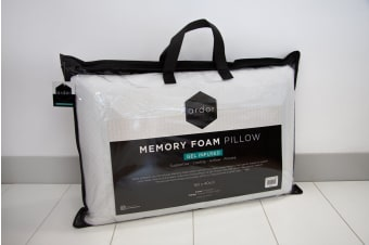Ardor Gel Infused Memory Foam Cooling Pillow