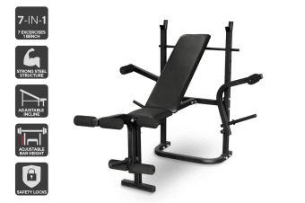 Fortis 7-in-1 Weight Lifting Bench