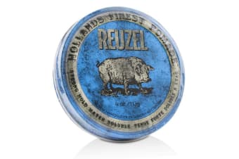 Reuzel Blue Pomade (Strong Hold  Water Soluble) 113g/4oz