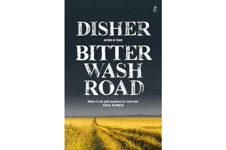 Bitter Wash Road (Rejacketed)