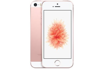 Used as demo Apple iPhone SE 16GB Rose Gold (Local Warranty, 100% Genuine)