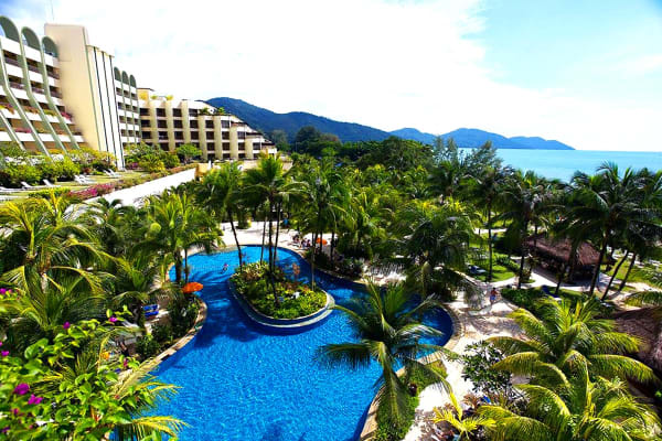 PENANG: 7 Nights at Parkroyal Penang Resort Including Flights for Two
