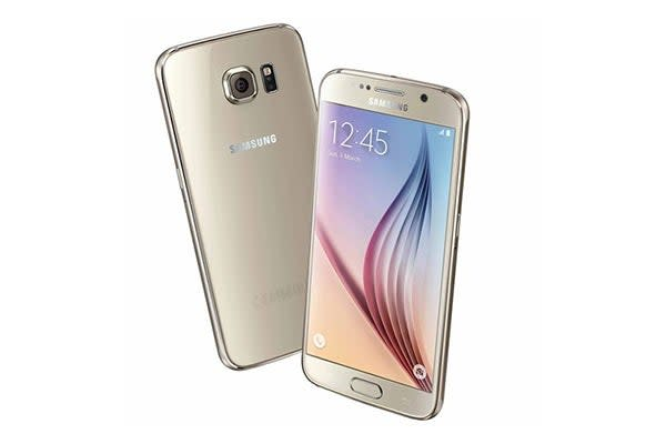 Samsung Galaxy S6 4G LTE (32GB, Gold)