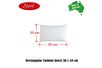 Cushion Insert Rectangle at your Size choice by Easyrest