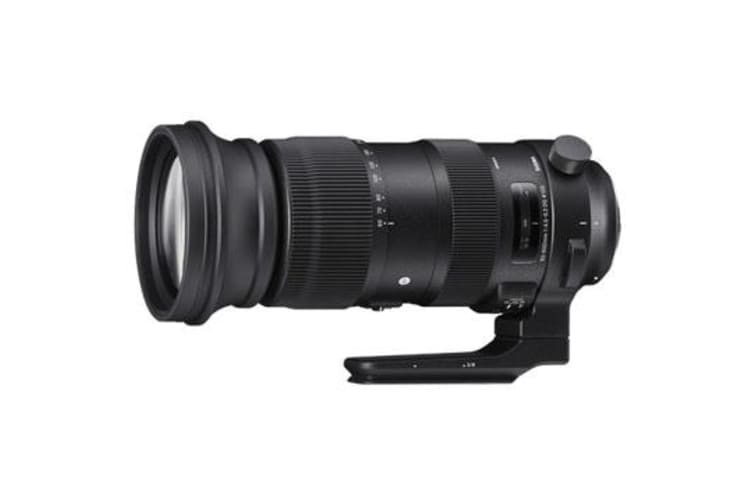 New Sigma 60-600mm F4.5-6.3 DG OS HSM Sport Lens for Canon (FREE DELIVERY + 1 YEAR AU WARRANTY)