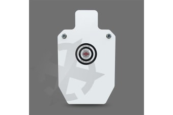Sts Quick Deploy Target System - Mini Ironman Target - 380X280Mm - 12Mm Bisalloy 500