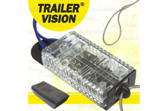 BREAK AWAY BREAKAWAY TRAILER CARAVAN SWITCH TRANSPARENT HOUSING SUIT TEKONSHA