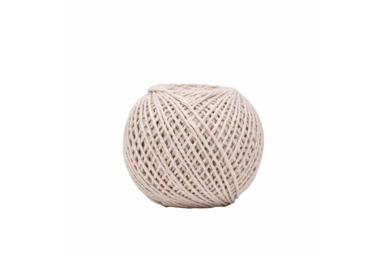 Appetito Cotton Kitchen Cooking Twine 80g Polyester Butcher's Twine