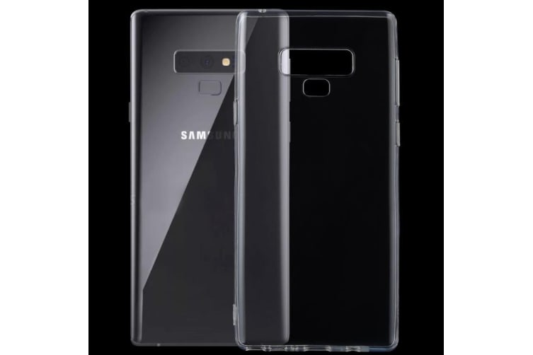 For Samsung Galaxy Note 9 Case Ultra-thin Transparent TPU Protective Phone Cover