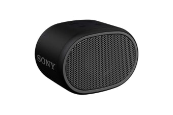 Sony SRS-XB01 Extra Bass Portable Bluetooth Speaker - Black