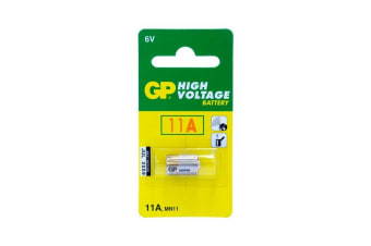 6V 38Mah Alkaline Battery Gp (Gp11A)