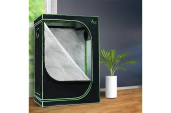 90 x 50 x 160cm Hydroponics Grow Tent Kit Indoor Grow System