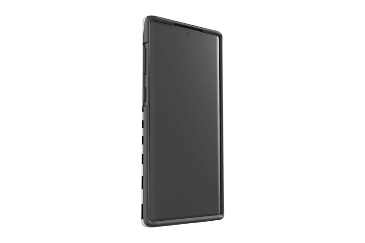 For Samsung Galaxy Note 10 Case  Armour Slim Strong Tough Cover  Waves Illusion