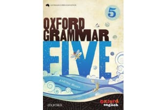 Oxford Grammar 5 - for Australian Schools