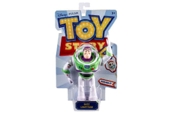 Toy Story 4 Buzz Lightyear with Visor Basic Figure