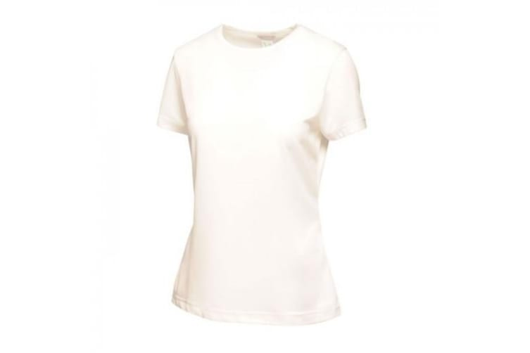 Regatta Womens/Ladies Torino T-Shirt (White) (18 UK)