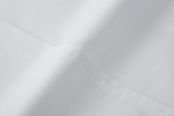 600TC Luxury King Sheet Set (White)