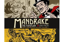 Mandrake the Magician - Fred Fredericks Dailies Volume 1